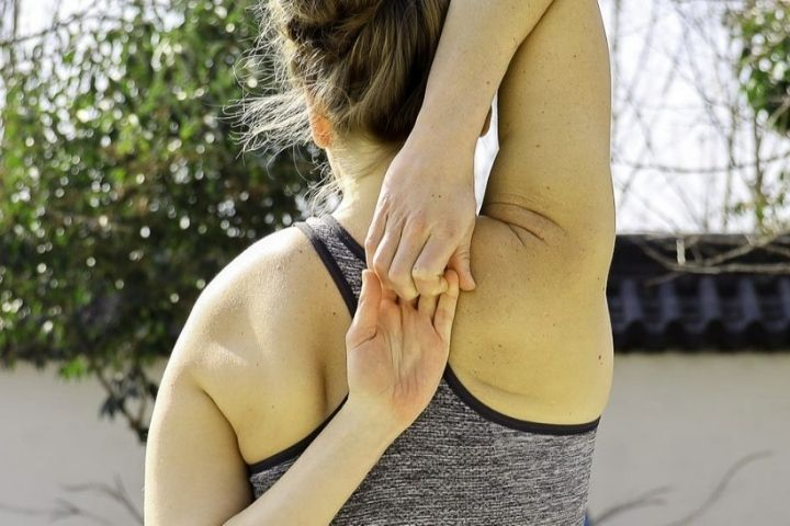 Improving the mobility of the thoracic back