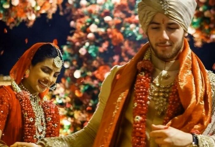Priyanka Chopra Gave Nick Jonas This Early Wedding Anniversary Gift
