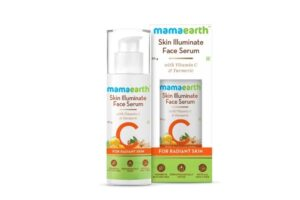 Mamaearth Skin, Vitamin C Serum For Radiant Skin with High Potency